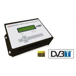 Modulador Promax HD 1080 Alta Definición EN-206B, Entrada HDMI + USB player