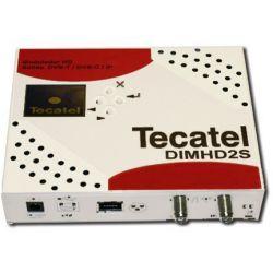Encoder COFDM DVB-T / DVB-C HD Tecatel with HDMI Input + IP streaming