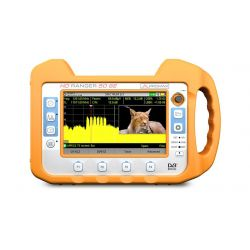 Medidor de campo profesional Promax HD RANGER LITE DVB-T2/C2/S2 LTE