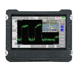 """Medidor de campo profesional SEFRAM 7875 HD DVB-T/T2/S/S2/C, HDMI, 10"""" Tactil, TS-ASI, PVR"""