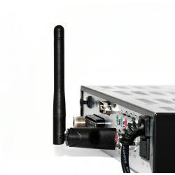 Adaptador USB Wifi N 150Mbps Ferguson Ariva W03 con Antena de largo alcance. Compatible con Gigablue, Vu+, Dreambox y Qviart