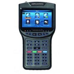 Medidor combo HD Terrestre + Satélite + Fibra Óptica con analizador de espectro. AMP507