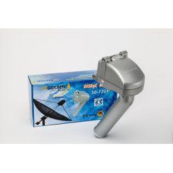 Motor DiSEqC Golden Media 50-120+ Alta Calidad cuerpo 100% acero