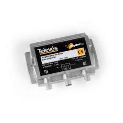 Line amplifier 1e / 1s UHF / FI