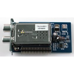 Tuner DVB-T2/C para receptor Formuler F1