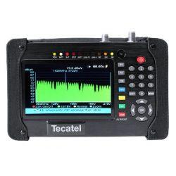 Combo Signal HD meter DVB-S/S2, DVB-T/T2 and DVB-C HD Tecatel M-T1