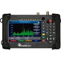 Medidor de campo combo HD SAT+TDT2 (DVB-S-S2-T-T2-C) CLARKE TECH