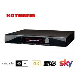 Receptor Satelite Kathrein UFS 926 HD+ Twin UHD/4K CI PVR + HDD 500Gb
