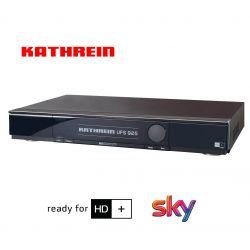 Receptor Satélite Kathrein UFS 925 HD+ Twin UHD/4K CI PVR + HDD 100Gb