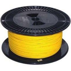 Bobina de cable de fibra óptica de 100m, simplex, monomodo 9/125