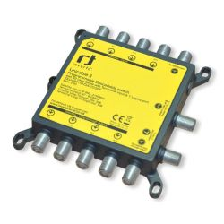 Inverto Unicable2 Programmable cascadable multiswitch with 32 UBs with Terr. input & 1 Legacy port