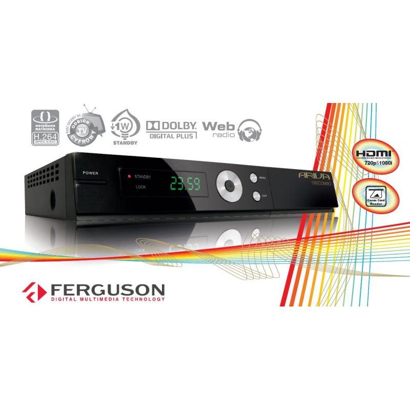 Ferguson Ariva 120 COMBO HD SAT/TDT Ethernet 1 CR
