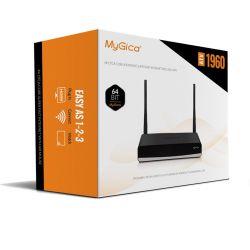 "Mygica ATV1950, SmartTv Android 5.1, UHD 4K, Quad Core 64bit, WiFi ac, Dual DVB-T2, HDD 2.5"""