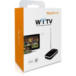 Mygica WITV T2, Free Live TV on iPad iPhone & Android