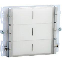 Comelit 33436 Module de 6 boutons poussoirs IKALL plaque Simplebus System