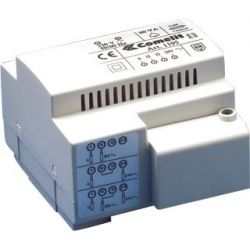 Comelit 1195 12/24 VAC / 60 VA transformateur avec entrée 230 VAC