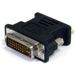 Adaptateur DVI-I mâle 24 + 5 dual-link / VGA femelle