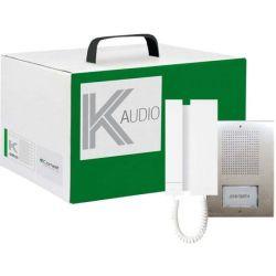 Comelit KAE0061 2-wire audio kit single-family. Extra-mini