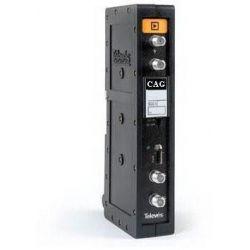 Amplificador monocanal T.12 UHF 470-862MHz con autoajuste TDT Televes