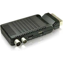 Receptor TDT HD Ferguson T65 Mini LCD Multimedia 1080p PVR 550Mhz Envio Gratis