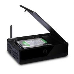 Smart Tv Android Geniatech Mygica EnjoyTV ATV3000B HDD SATA 1Gb RAM 1080p + QWERTY + Wifi n