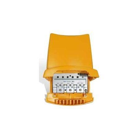Amplificador de mástil Televes 2e/4s U/Vmix-FI mix 4s