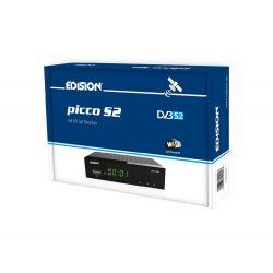 Edision Picco S2 - Receptor de satélite DVB-S2, WiFi