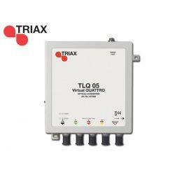 Conversor SAT+TER virtual óptico Triax TLQ 05 QUATTRO