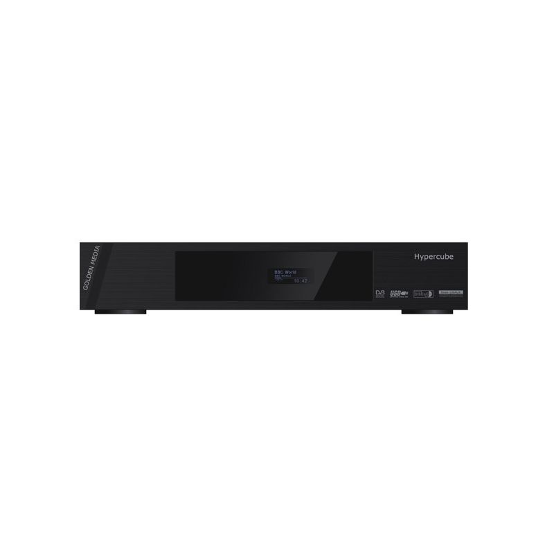Receptor Satelite Golden Media Hypercube HD Linux/Android 2.3 Triple Tuner (2 SAT/1TDT)