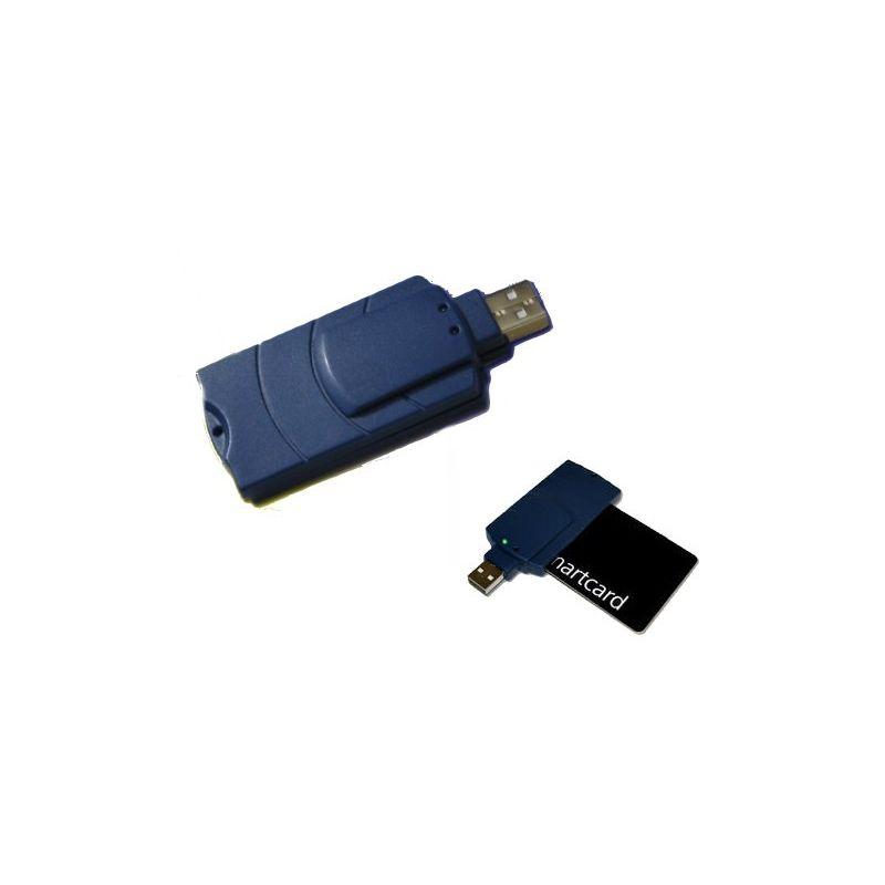 Multi lector de tarjetas USB SmarCard+ igual que Smargo reader