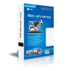 TDT HD USB Mygica T119 para ATV310B ATV3000B ATV1000 y ATV4000