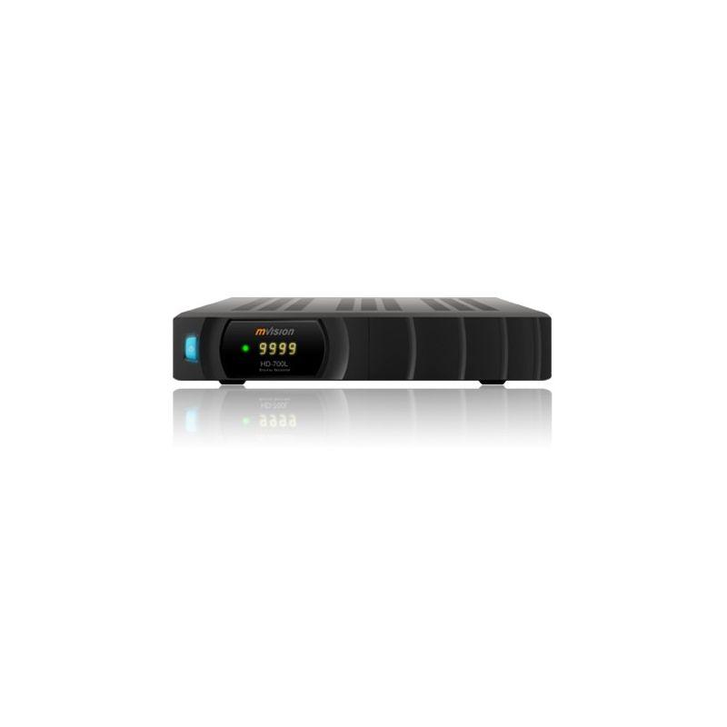 Receptor Satelite Linux HD MVision HD700L PVR Internet IPTV 1080p Envio gratis