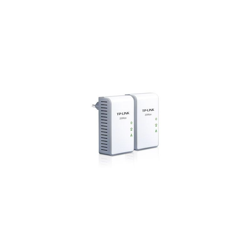 PLC Kit TPLINK Powerline mini AV200 TL-PA210KIT