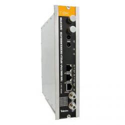 Encodeur Modulateur DVBT/DVBC composé QUAD (QAM Annexe A) Televes
