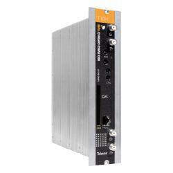 Transmodulateur avec Remultiplexage Twin DVBS/S2 - DVBT avec CI Televes
