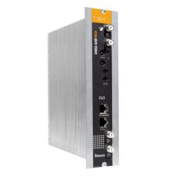 Transmodulador Hexa DVBS/S2 - DVBC (QAM Annex A) Televes