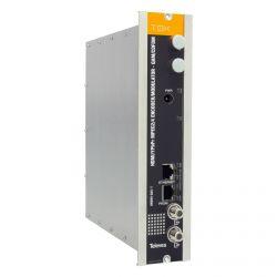 Encoder Modulador Single HDMI - COFDM/QAM + Alim. 18V Televes