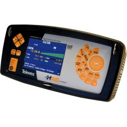 Field Meter H45 Compact Full HD + CI + Return Channel Televes
