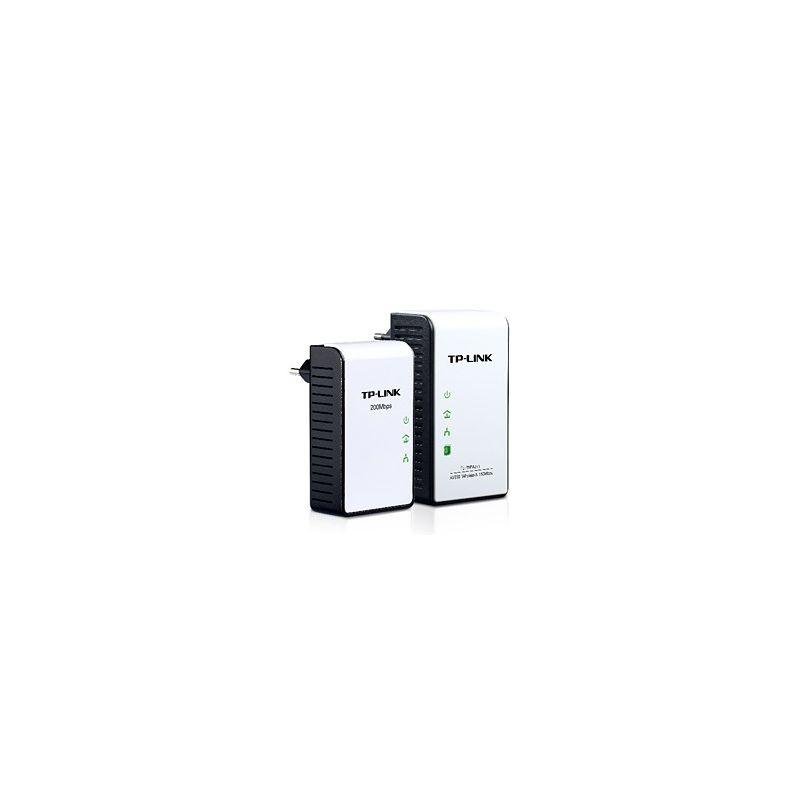 PLC 150Mbps AV200 Wireless N Powerline Extender Starter Kit TP-LINK TL-WPA271KIT