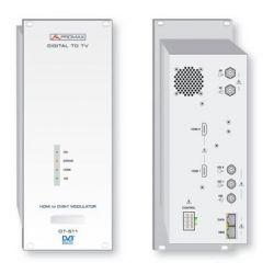 Modulador de Cabecera TDT COFDM Promax DT-511 Encoder DVB H.264