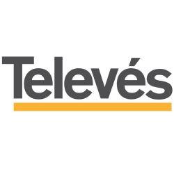 Medidor de campo H45 Opção compacta DVB-T2 Televes