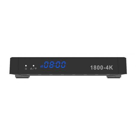 Receptor IRIS 1800-4K Quad Android 7.1 H265