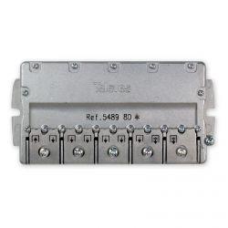 EasyF Répartiteur 8 voies 5-2400 MHz 14/16dB Televes