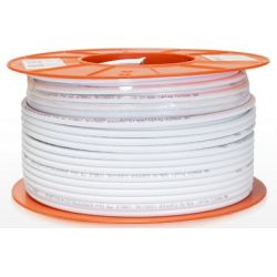 100m coil coaxial cable and live copper coil RG6CU