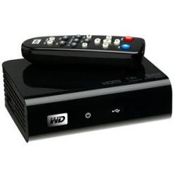 WD TV HD MEDIA PLAYER HDTV HDMI FULL-HD USB