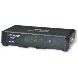 Octagon SX88 Receptor satélite HDTV H265 HEVC