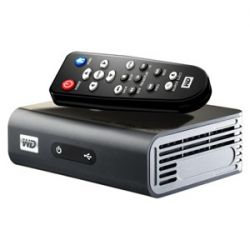 WD TV LIVE MEDIA PLAYER LAN COMPOSITE AV USB ETHERNET