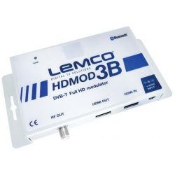 Lemco HDMOD-3B Modulator loop in HDMI to DVB-T and HDMI loop