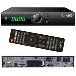 Bware RX540 EV Récepteur satellite HDMI 4K Wifi