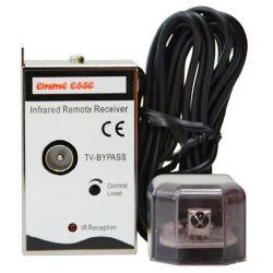 Emme Esse8 7163T Extension Tx IR sur câble coaxial pour 87163